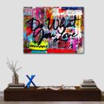 Do What You Love by Artist Sergey Gordienko.